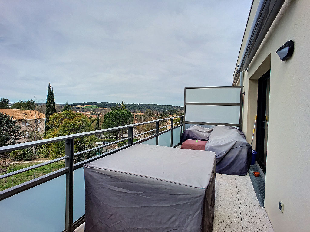 Appartement Luynes